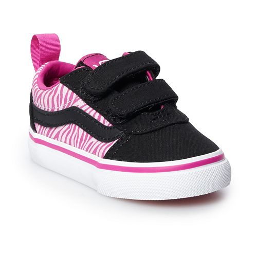 Vans Vans Ward V Toddler Skate Shoes