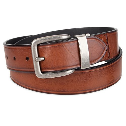 Men's Levi's® Leather Stretch Casual Belt