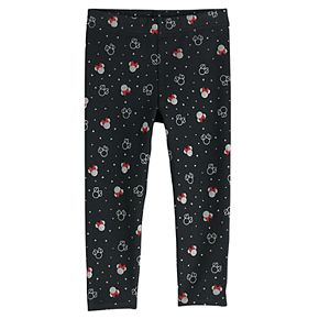 Disney's Minnie Mouse Toddler Girl Fleece-Lined Leggings by Jumping Beans®