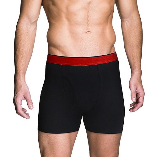 Men's Wear Your Life 3-pack Modal Boxer Briefs