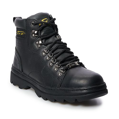 AdTec 1980 Men's Steel Toe Hiking Boots