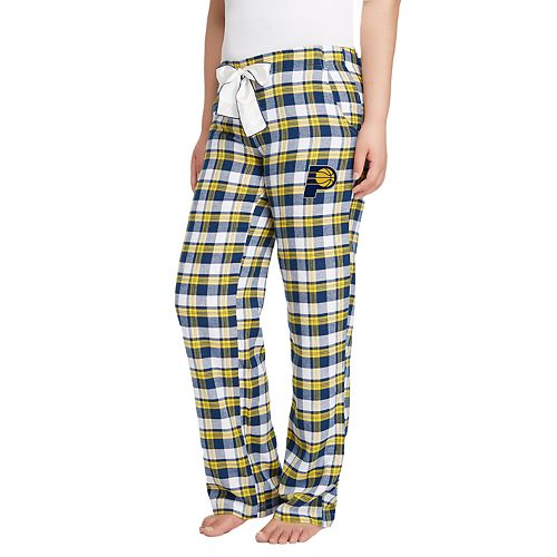 Women's Indiana Pacers Piedmont Flannel Lounge Pants
