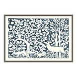 Amanti Art Forest Life IV Framed Canvas Wall Art