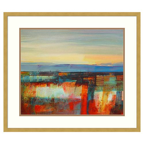 Amanti Art Early Morning Light Framed Wall Art
