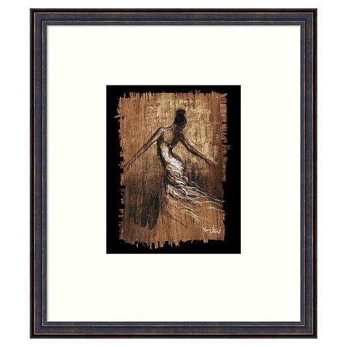 Amanti Art Graceful Motion III Framed Wall Art