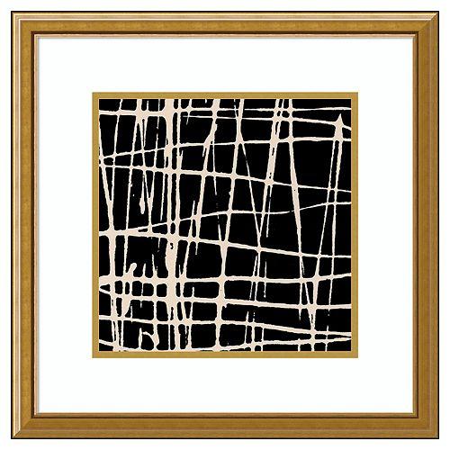 Amanti Art In Motion IX Framed Wall Art