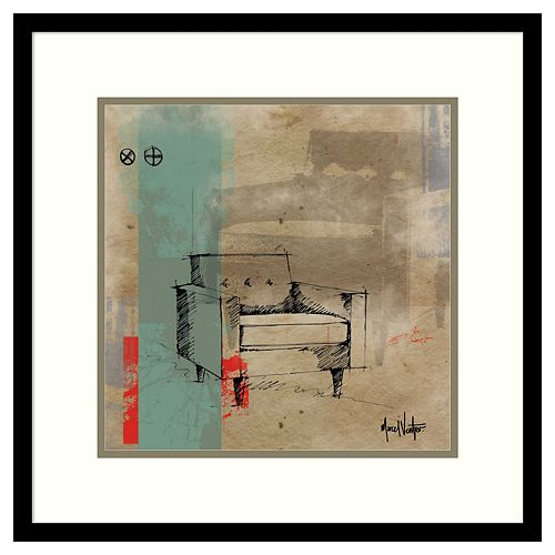 Amanti Art Jane Framed Wall Art