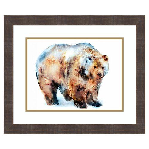 Amanti Art Bear Framed Wall Art