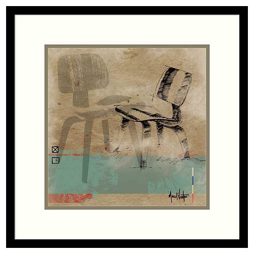 Amanti Art George Framed Wall Art