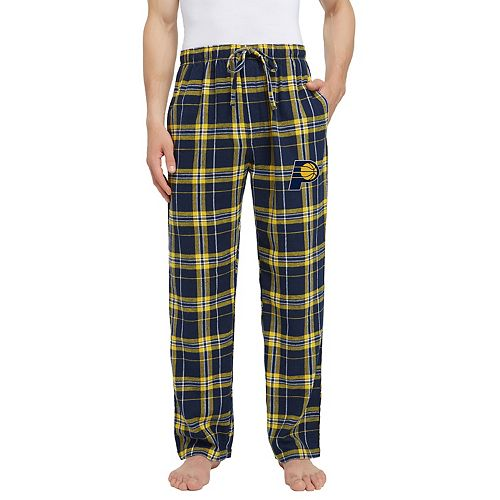 Men's Indiana Pacers Hillstone Flannel Pants