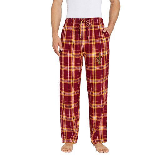 Men's Cleveland Cavaliers Hillside Flannel Pants