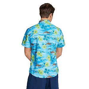 Men's Speedo Short Sleeve UPF 50+ Paddle Shirt