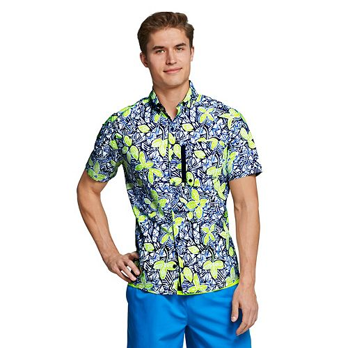 Men's Speedo Short Sleeve UPF 50+ Paddle Shirt