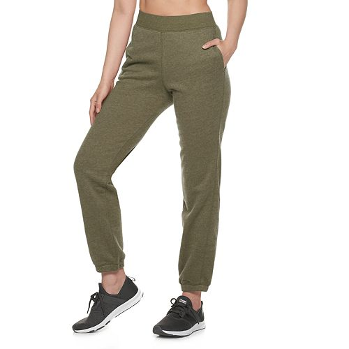 Petite Tek Gear® Fleece Jogger Pants