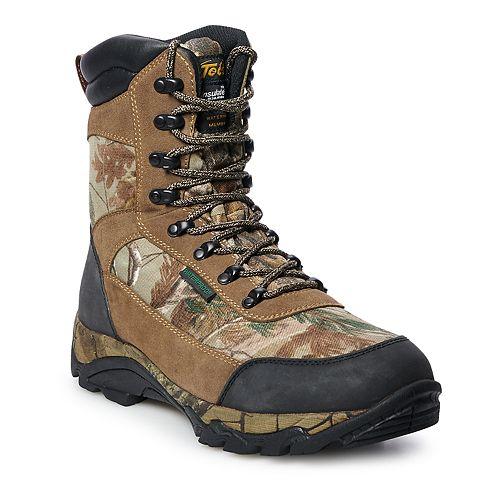 AdTec 9639 Men's Waterproof Realtree Work Boots