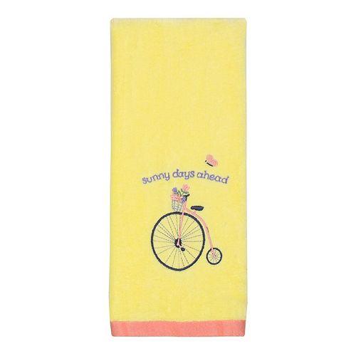 Easter Bike Hand Towel