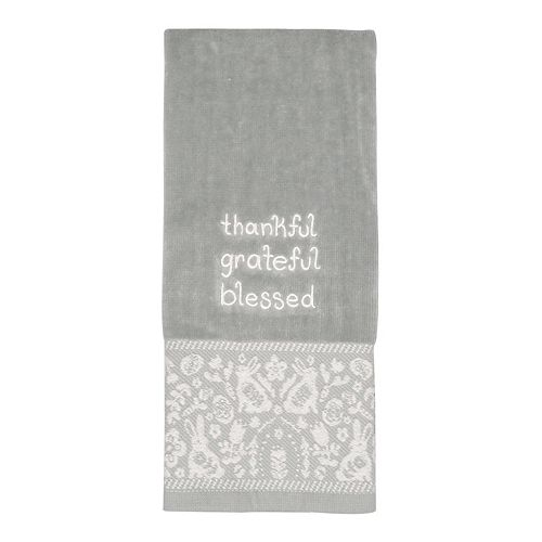 Easter Thankful Hand Towel