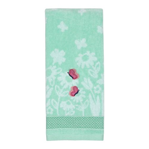 Easter Butterfly Hand Towel
