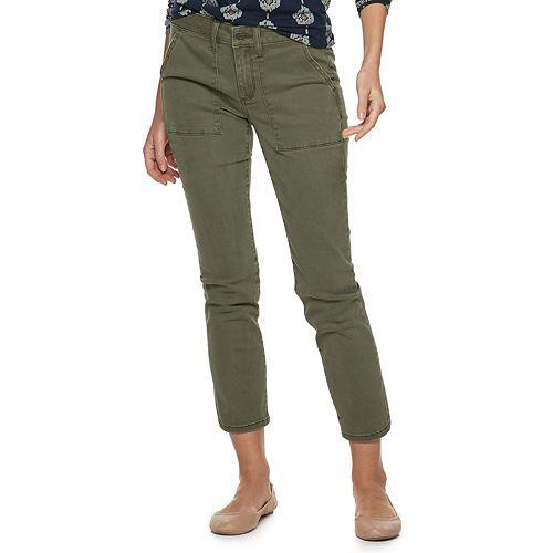 Women's SONOMA Goods for Life™ Crop Pants