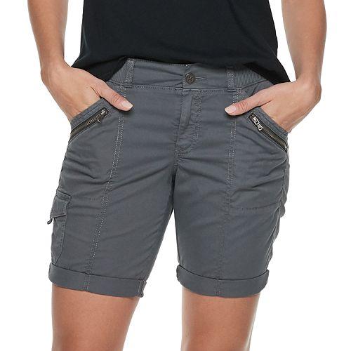 Women's SONOMA Goods for Life® Utility Bermuda Shorts