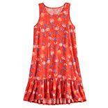 Girls 7-16 SO® Drop Waist Dress