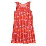 Girls 7-16 SO® Bow Accent Dress