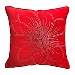 Popular Home Daisy Pillow
