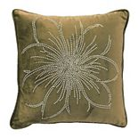 Popular Home Daisy Pillow