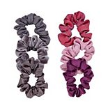 6-Piece Assorted Scrunchie Set Packaged
