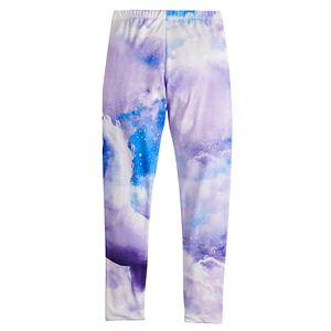 Girls 4-20 SO® Printed Leggings