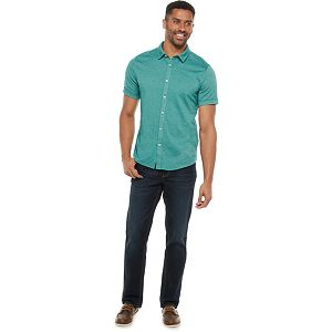 Men's Marc Anthony Slim-Fit Button-Down Shirt