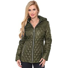 6daf33e42 Women's Quilted Jackets & Puffer Coats | Kohl's