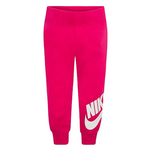Toddler Girl Nike Sueded Fleece Jogger Pants