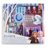 Disney's Frozen 2 Girls' 15-Piece Mega Beauty Set