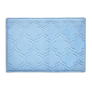 Town and Country Quick Dry Memory Foam Bath Rug