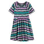 Girls 4-12 Jumping Beans® Raglan Sleeve Skater Dress