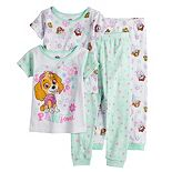 Toddler Girl Paw Patrol Skye Tops & Bottoms Pajama Set