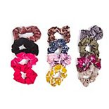 12 Days Of Scrunchies Multi Color Set