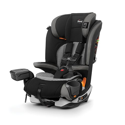 Chicco MyFit Zip Air Harness + Booster Car Seat - Q Collection