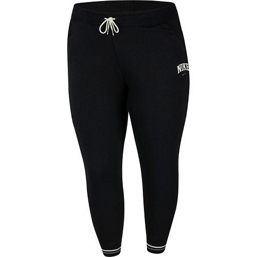 Plus Size Nike Varsity Women's Fleece Joggers
