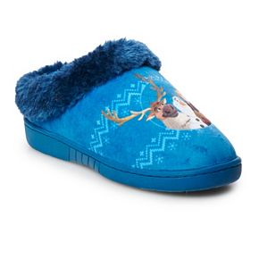 Frozen 2 Characters Youth Clogs