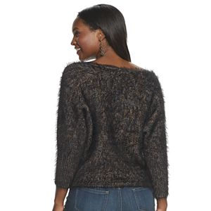 Women's Jennifer Lopez Dolman-Sleeve Sweater