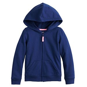 Toddler Girl Jumping Beans® French Terry Hoodie