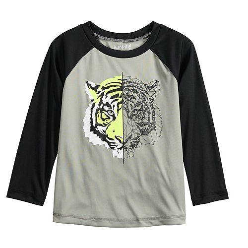 Toddler Boy Jumping Beans® Raglan Graphic Tee