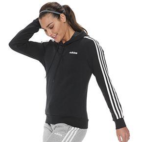 Women's adidas 3-Stripe Fleece Hoodie