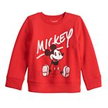 Disney's Mickey Mouse Toddler Boy Pullover Fleece Sweatshirt by Jumping Beans®