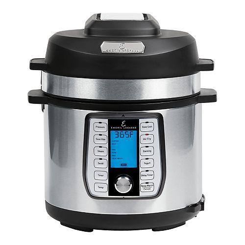 Emeril Lagasse 6-qt. Pressure Cooker Air Fryer