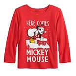 Disney's Mickey Mouse Toddler Boy Festive Graphic Tee by Jumping Beans®