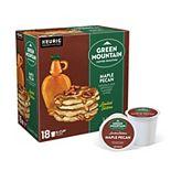 Keurig® K-Cup® Pod Green Mountain Coffee Maple Pecan Flavored Coffee - 18-pk.