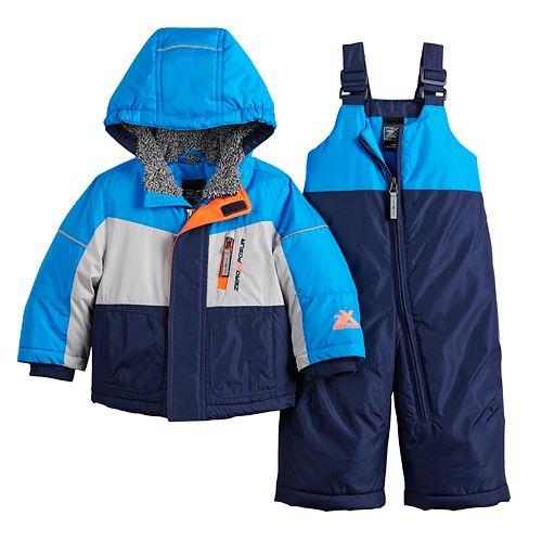 Baby Boy ZeroXposur Snowsuit